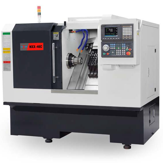 cnc horizontal lathe turning mill machine-end mill and face mill-NXX-36C-NXX-46C-NXX-52C