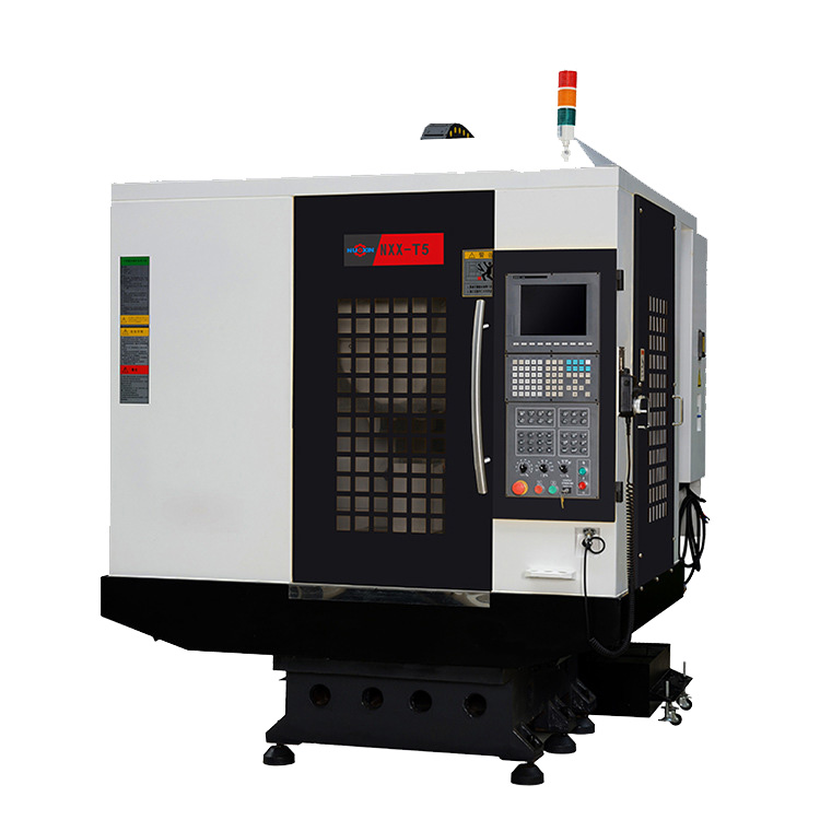high speed drilling and tapping center